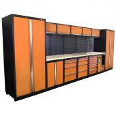 Kraftmeister Arredamento per officina Montreal Nextgen Arancione