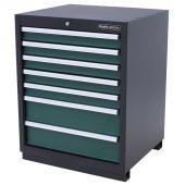 Kraftmeister armadio 7 cassetti Premium - verde
