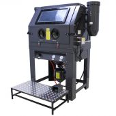 Kraftmeister sabbiatrice a cabina a pressione professionale 990L