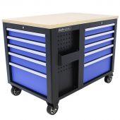 Kraftmeister carrello porta attrezzi XL Multiplex Standard blu