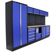 Kraftmeister arredamento per officina New Jersey in Multiplex blu