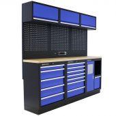 Kraftmeister arredamento per officina Maryland Multiplex blu