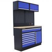 Kraftmeister arredamento per officina Minnesota Multiplex blu