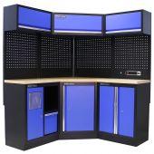 Kraftmeister arredamento per officina Oregon Multiplex blu
