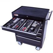 George Tools carrello portautensili con utensili - 6 cassetti - 253 pezzi