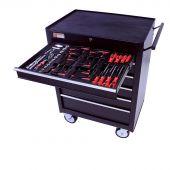 George Tools carrello portautensili con utensili - 6 cassetti - 80 pezzi