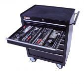 George Tools carrello portautensili con utensili - 7 cassetti - 253 pezzi