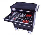 George Tools carrello portautensili con utensili - 7 cassetti - 209 pezzi