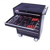 George Tools carrello portautensili con utensili - 7 cassetti - 80 pezzi
