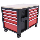 Kraftmeister carrello porta attrezzi XL Multiplex Standard rosso