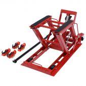 George Tools ponte sollevatore moto/ATV idraulico 400 kg