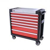 George Tools carrello portautensili completo Redline 38 Premium - 154 pezzi