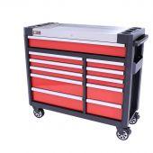 George Tools carrello portautensili completo Redline 44 Premium - 154 pezzi